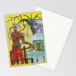 Frida Kahlo dia meurtos Stationery Cards