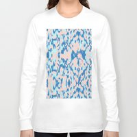 watercolour Long Sleeve T-shirts featuring Watercolour by requetetrend