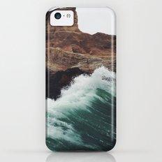 Montaña Wave iPhone 5c Slim Case