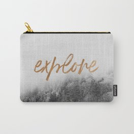 EXPLORE I x II Carry-All Pouch