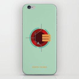 A Transistor iPhone Skin
