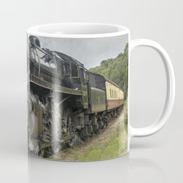 Beautiful steam train Coffee Mug