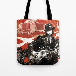Delta Blues - Robert Johnson & Friends Tote Bag