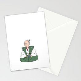 Nobunaga_japanese historical hero  Stationery Cards