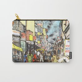 Freaky New Delhi Carry-All Pouch