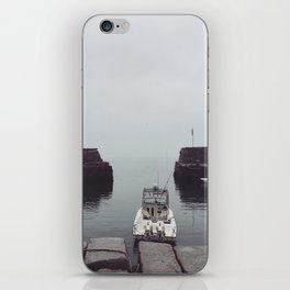 At Port iPhone Skin