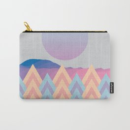 Forest under the moon Carry-All Pouch