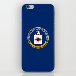 CIA Flag iPhone Skin