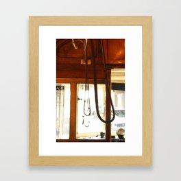 Trolley 3 Framed Art Print