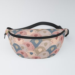Ovopornis - beige Fanny Pack