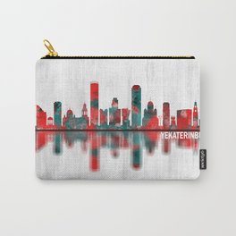 Yekaterinburg Russia Skyline Carry-All Pouch