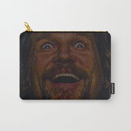 The Dude (Lebowski Screenplay print) Carry-All Pouch