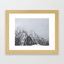 Ravin Framed Art Print