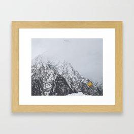 Ravin Framed Art Print