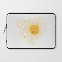 You are the Sunshine of my heart Laptop Sleeve