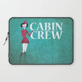 Cabin Crew Laptop Sleeve