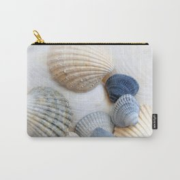 Just Sea Shells Carry-All Pouch