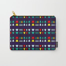 Heart Hugs Carry-All Pouch