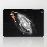 nasa iPad Cases featuring Space Art by Florent Bodart / Speakerine