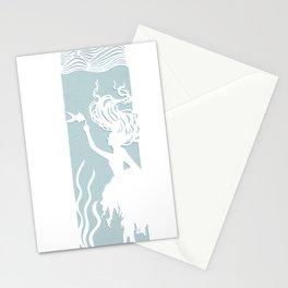 Mermaiden Stationery Cards