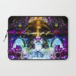 The Center Of Imagination Laptop Sleeve