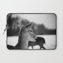 Winter goat Laptop Sleeve