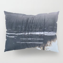 Mists on the Water Pillow Sham