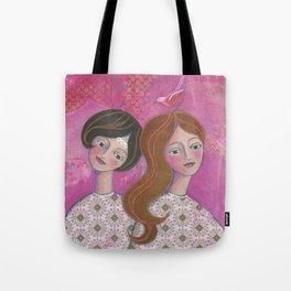 Soulmates Tote Bag