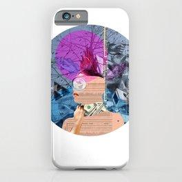 A dream for a lifetime · Marianna 2+ · Crop Circle iPhone Case