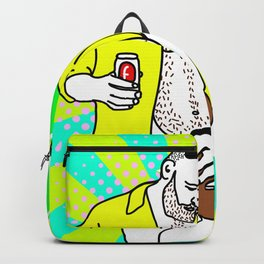 Imagen a sucker for you Backpack