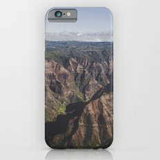 Canyon - Kauai, HI iPhone 6s Slim Case