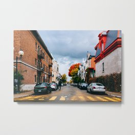 Le Plateau Mont Royal - Montreal, Canada - #16 Metal Print