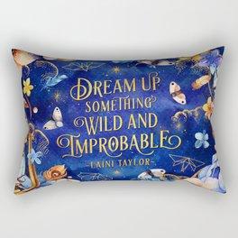 Dream up Rectangular Pillow