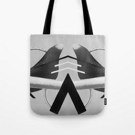 Deconstruction No.2 Tote Bag