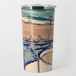Portobello Beach Travel Mug