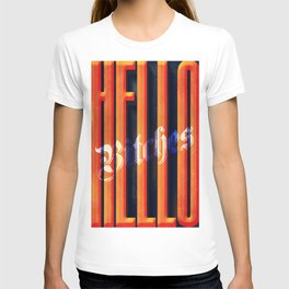 Hello Bitches T-shirt