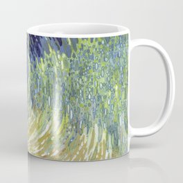 Surf's Up Big Wave Juul Art Coffee Mug