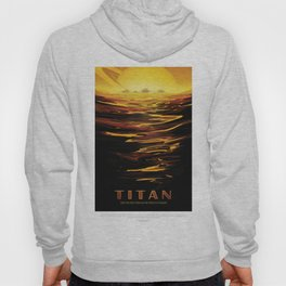 NASA Visions of the Future - Titan: Ride the tides through the throat of Kraken Hoody