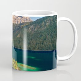 Paradise Lake Coffee Mug
