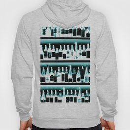 Wine Bottles - version 2 #decor #buyart #society6 Hoody