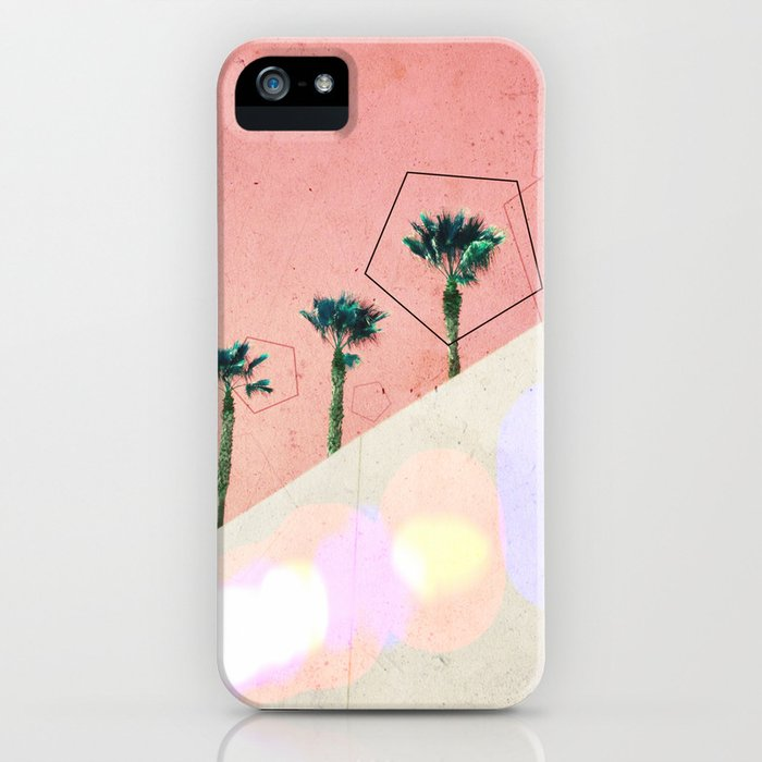 Levitated Mass (Red) iPhone Case