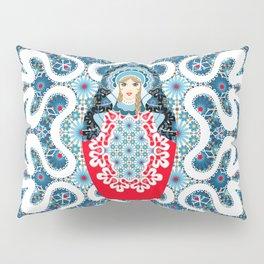 Little Matryoshka Pillow Sham