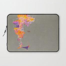 Wearing the City Laptop Sleeve