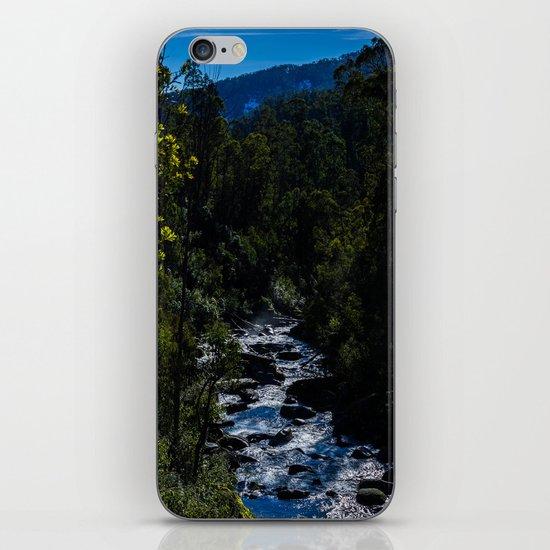 Sunlit Gorge iPhone & iPod Skin