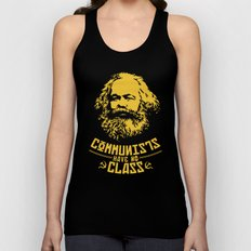 Communists Have No Class Unisex Tank Top