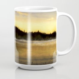 A Deliberate Life (mug) Coffee Mug