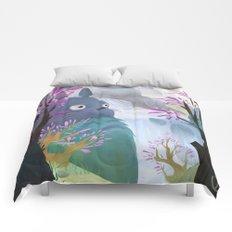 TOTORO Comforters