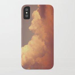 Skies 03 iPhone Case