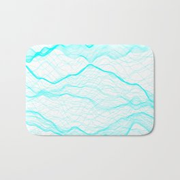 Haze Aqua Bath Mat