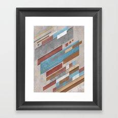 Urban Skin Framed Art Print